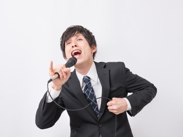 カラオケで難しいJ-POPの歌の音痴を直す方法